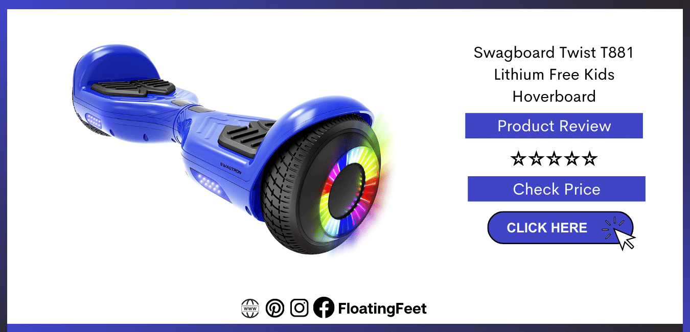 Best overall Swagtron Hoverboard