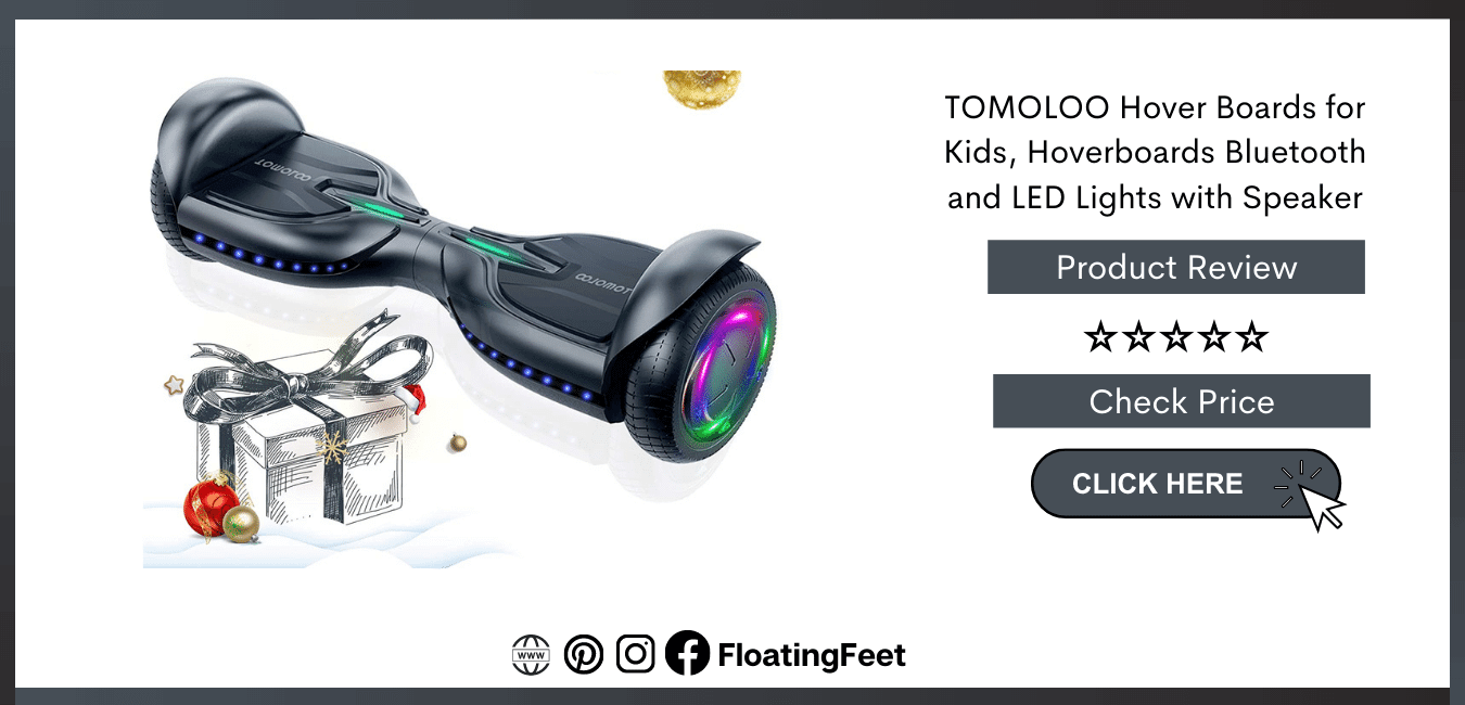 Best overall Tomoloo Hoverboard