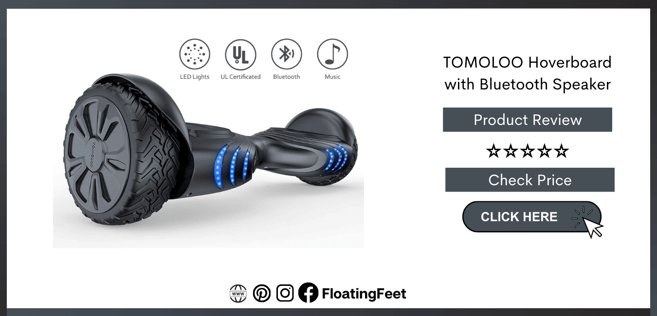 Best budget Tomoloo Hoverboard