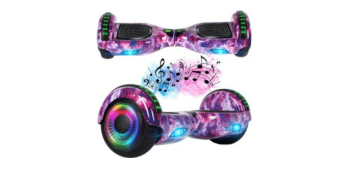 FLYING-ANT Hoverboard - Top 10 Hoverboards
