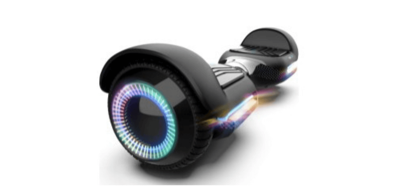 6.5 Inch T580 Swift Hoverboard - Top Hoverboards Under 200